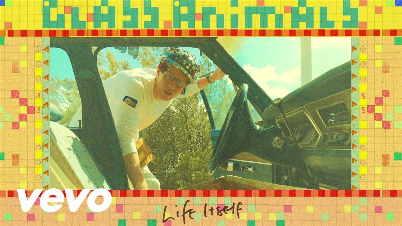 Glass Animals return with 'Life Itself'