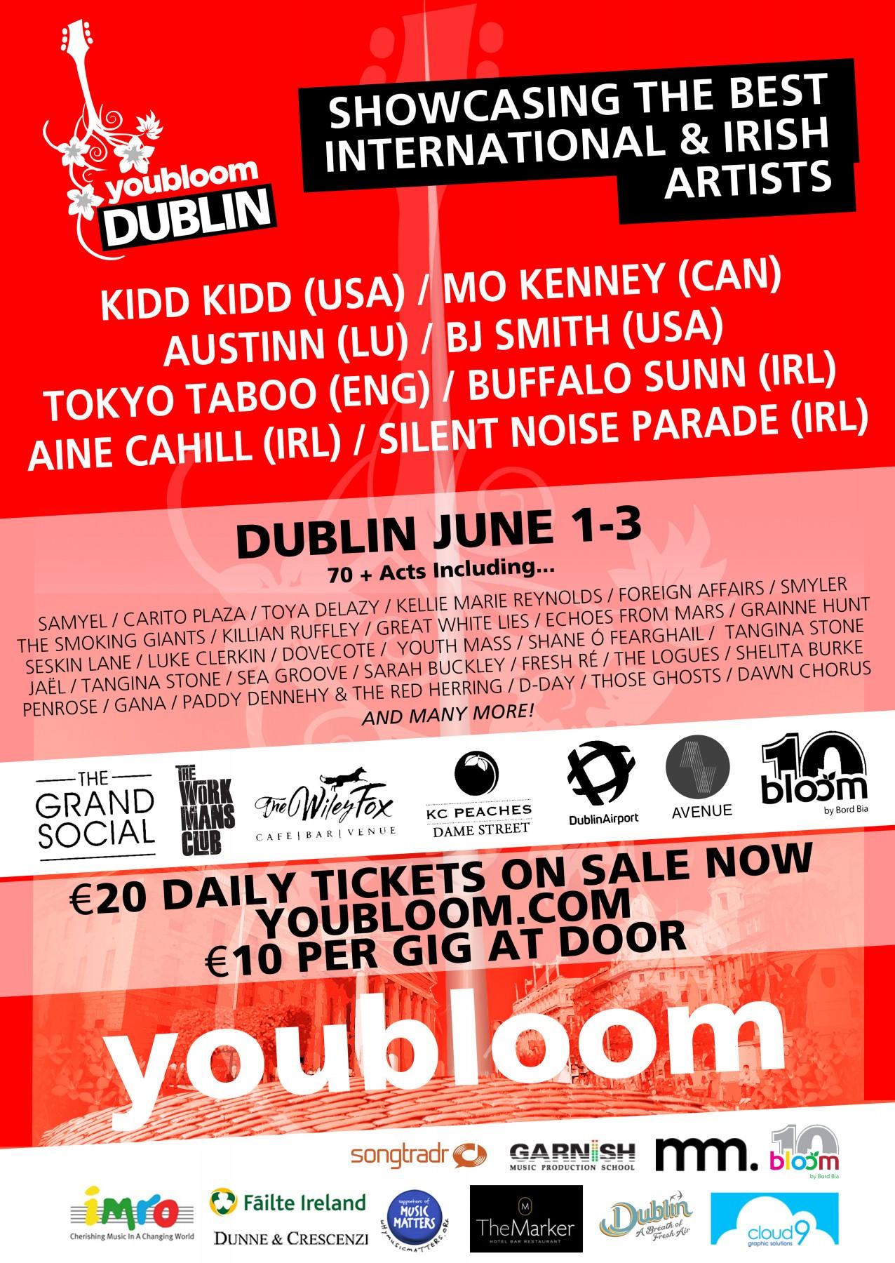 YB Dublin 2016 Gig Poster Final (1)