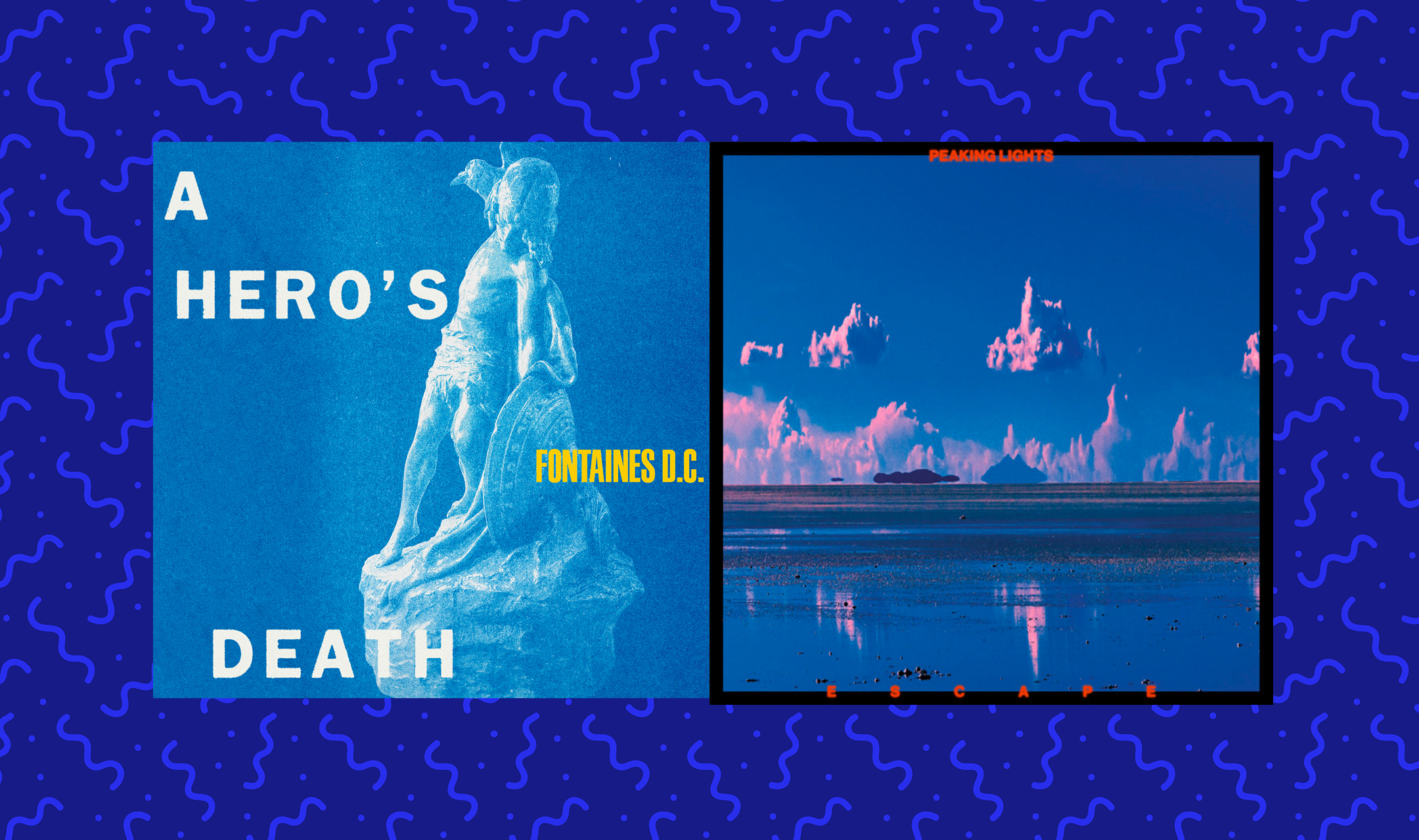 New Albums Released this week: Fontaines D.C., Beyoncé visual album, Rival Consoles, Romare, Peaking Lights, Max Richter & more
